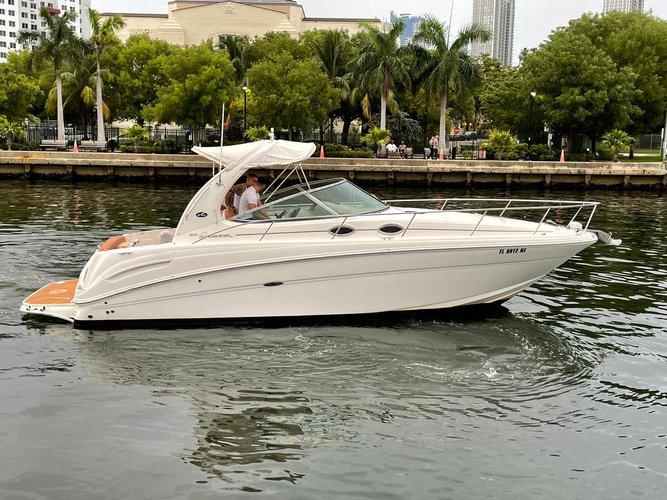 Motor yacht boat rental in La Coloma Marina, FL