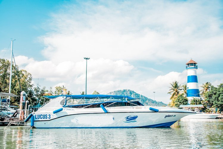 Speedboat Custom Build