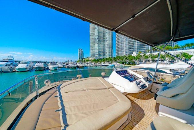 SunSeeker's 75.0 feet in Miami