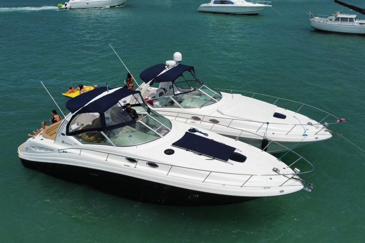 40' SEA RAY , LIVE YOUR BEST EXPERIENCE