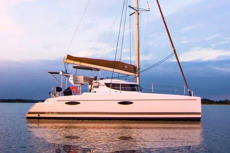 Beautiful Luxury Catamaran 38' - VIP Service!