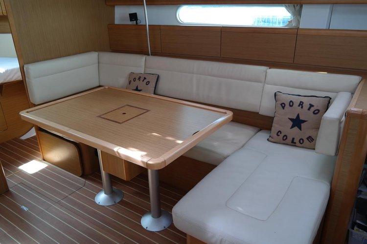 Jeanneau's 45.0 feet in Balearic Islands