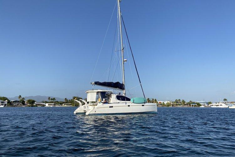 Rent Your Own Catamaran! Snorkel Swim Scuba Sun Sand Fun. Couples & Groups Welcome