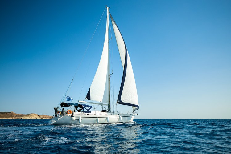 Ocean Star 51.2 to enjoy some serious blue-water cruising in Greece
