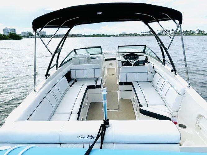Boat for rent Sea Ray 28.0 feet in Kings Marina, FL