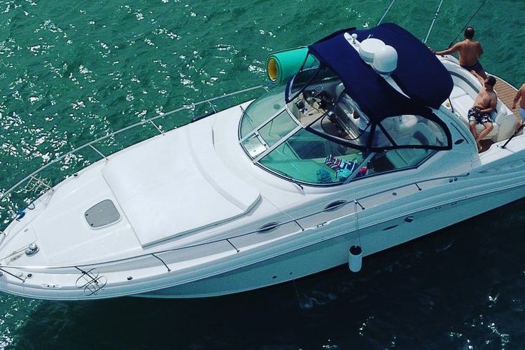40' Sea ray- Beautiful Boat in Miami  Special 4 hours $ 1,100