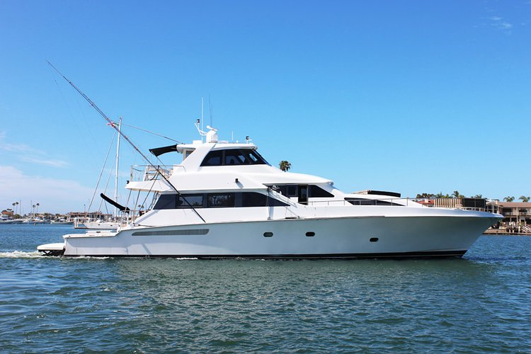 Move with the wind aboard 96 ft Cheoy Lee