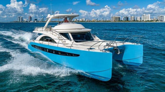 Motor yacht boat rental in 4835 Collins Ave, Miami Beach, FL 33140,