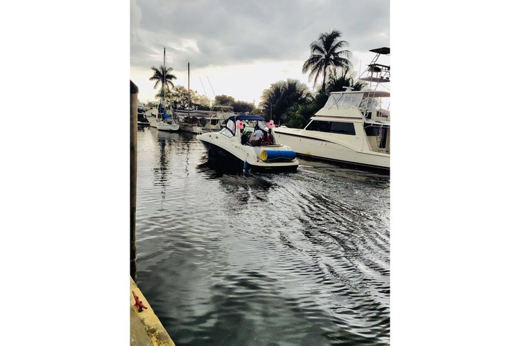 Sea ray's 40.0 feet in Miami