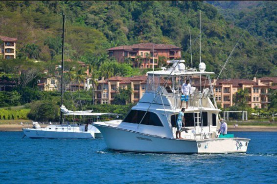 48 ft Charter Fishing yacht in Costa Rica