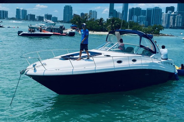 Cruiser boat rental in Oceanika Yachts Marina, FL