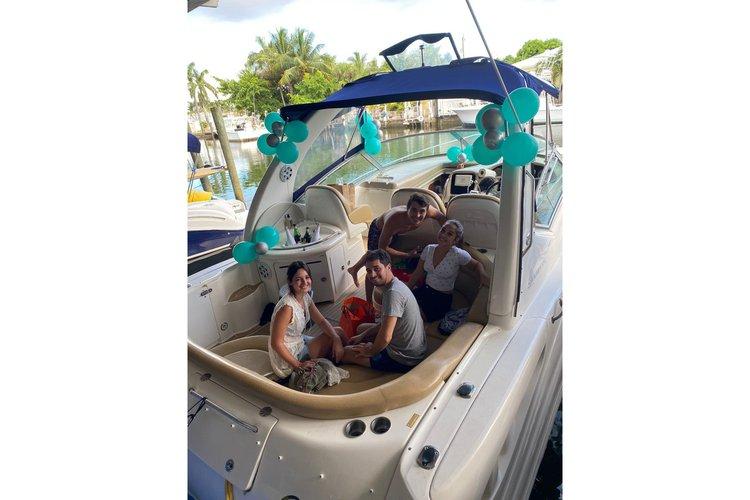Boat for rent Sea Ray 40.0 feet in Oceanika Yachts Marina, FL