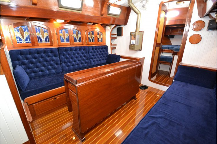 A Classic Off Shore Ketch (2 masts) Cruising Yacht