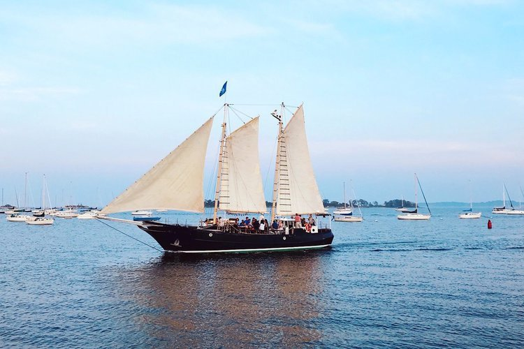 Sail or just cruise! Private parties, special occasions, family outings & corporate events up to 25 passengers..