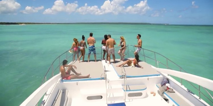 Private party cruise