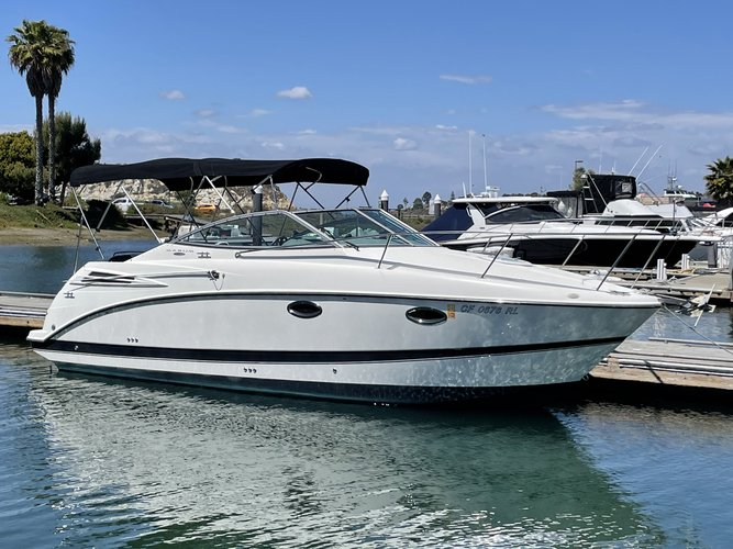 Maxum 28ft Luxury Boat - Harbor Cruise, Emerald Bay, Dock and Dine offers. We host Parties! COVIDsafe