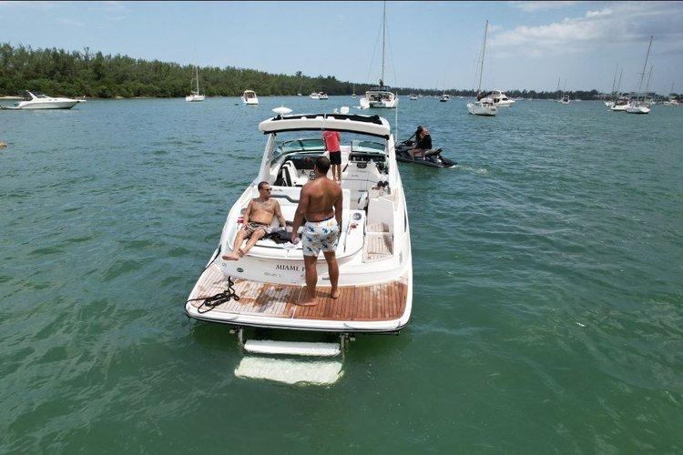 SEARAY SLX's 37.0 feet in Miami