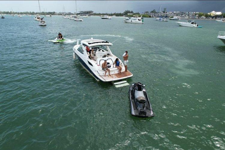 Boat for rent SEARAY SLX 37.0 feet in La Coloma Marina, FL