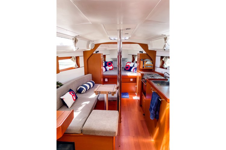 Boat for rent Beneteau 35.0 feet in Liberty Landing Marina, NJ