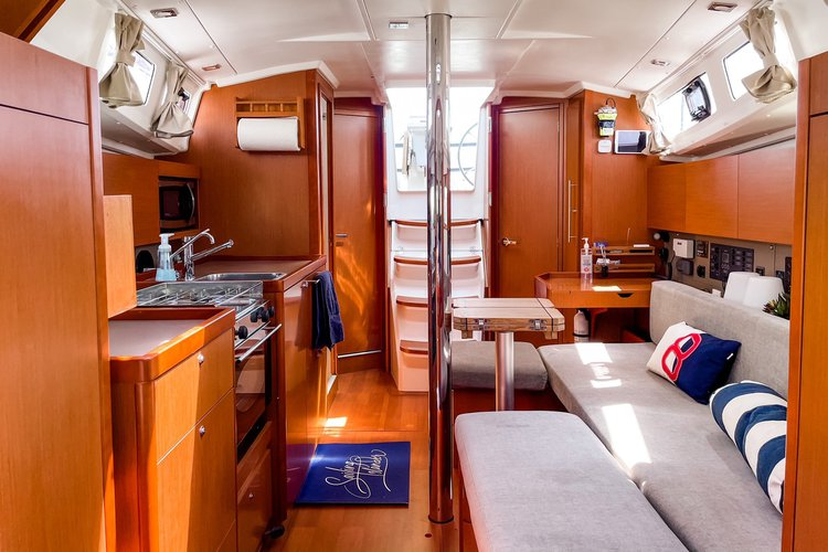 Beneteau boat for rent in Jersey City