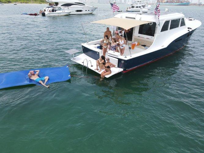 Classic boat rental in MBM - Miami Beach Marina,