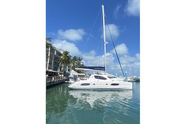 Sail the Florida Keys in a Luxury Catamaran